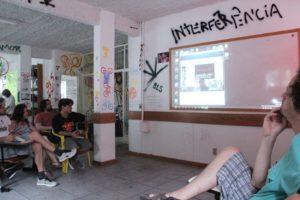Rodada de apresentação de experiências