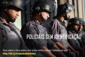 PoliciaisSemIdentificacao_CadastroVideos_ArteConectas