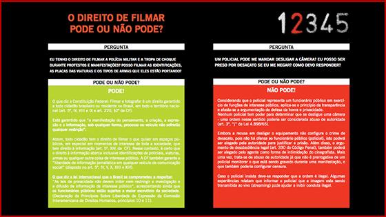 ODireitodeFilmar_Brasil
